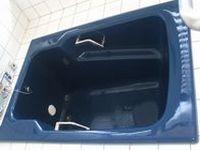 ホーロー浴槽磨き後2